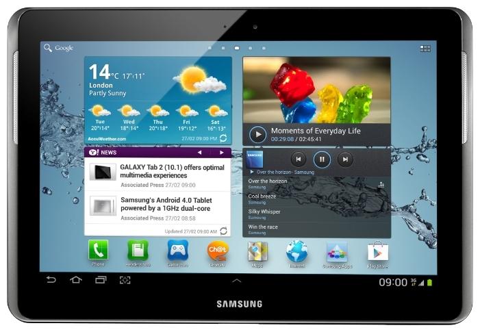 Samsung Galaxy Tab 2 10.1 P5110 8Gb/16Gb/32Gb