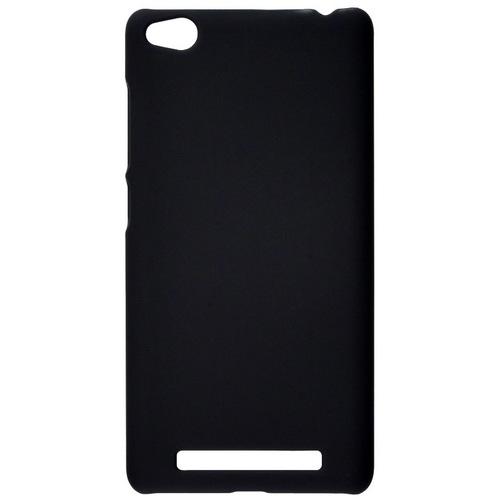 Накладка пластиковая skinBox Shield Xiaomi Redmi 3 Black