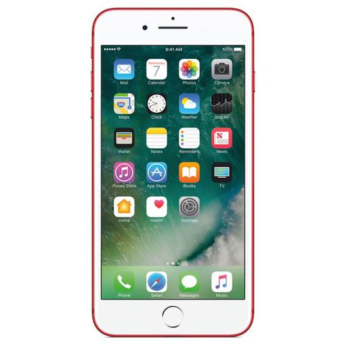 Смартфон Apple iPhone 7 128Gb Red фото