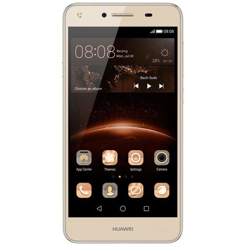 Телефон Huawei Y5II (CUN-L21) Golden фото