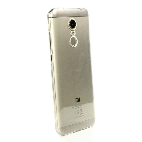 Накладка силиконовая Goodcom Ultra slim Xiaomi Redmi 5 Plus Clear фото 5