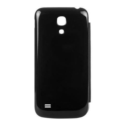 Чехол - книжка для Samsung Galaxy S4, InterStep, с окошком Black фото 3