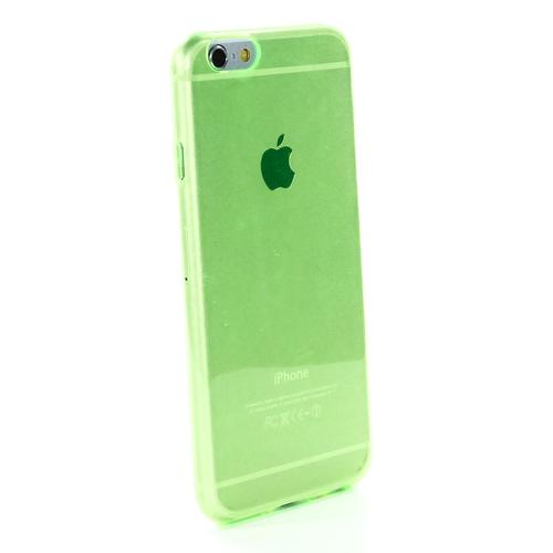 Накладка силиконовая Goodcom Ultra slim iPhone 6 Green