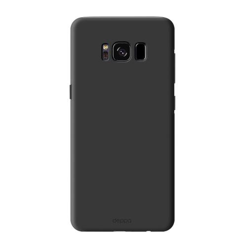 Накладка пластиковая Deppa Air Case Samsung Galaxy S8+ Black