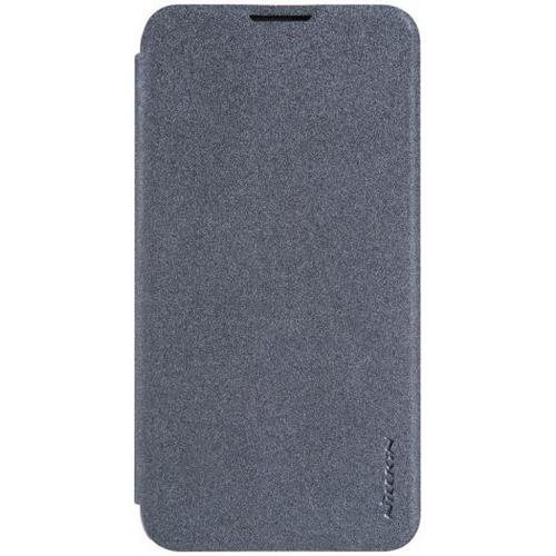 Чехол-книжка NILLKIN Sparkle Leather case LG K7 Black