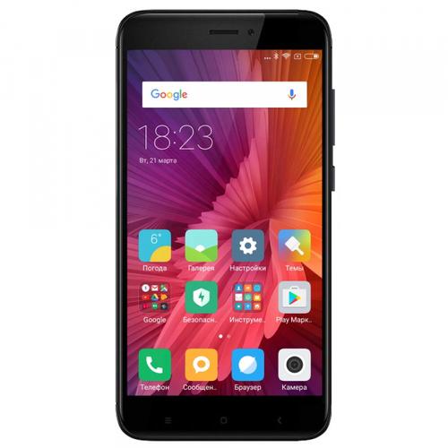 Телефон Xiaomi Redmi 4x 32Gb Ram 3Gb Black фото