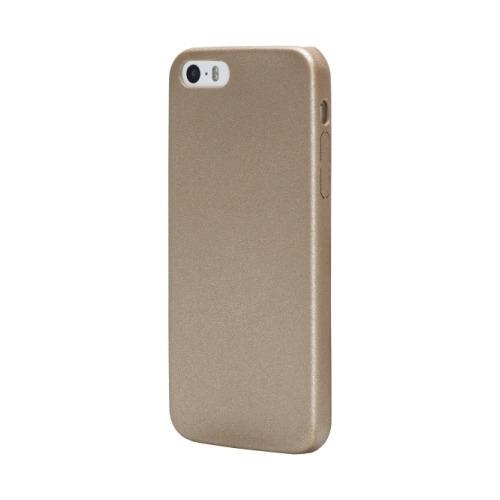 Накладка кожаная uBear iPhone 5/5S/SE Coast Case Gold
