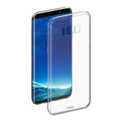 Накладка силиконовая Deppa Gel Case Samsung Galaxy S8 Clear