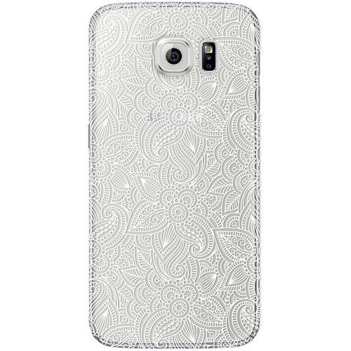 Накладка пластиковая Deppa Art Case Samsung Galaxy S7 Boho Кружево Светлое