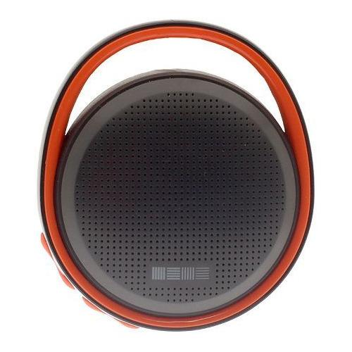 Колонка InterStep SBS-100 (Bluetooth,micro SD) Black/Red