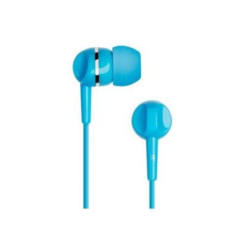 Наушники Deppa Prime Line Earphones Blue