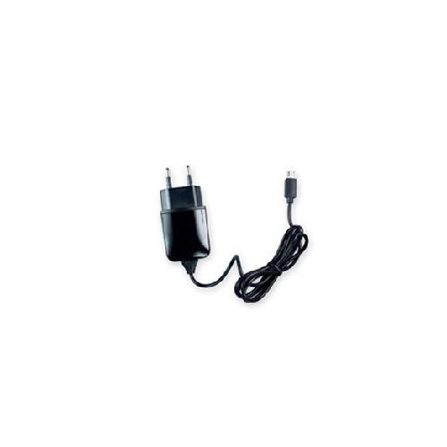Сетевое зарядное устройство Olmio micro USB 1A Black