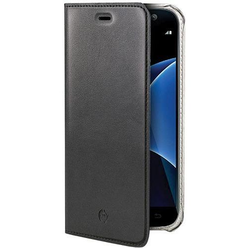 Чехол-книжка Celly Air Case Samsung Galaxy S7 Edge Black