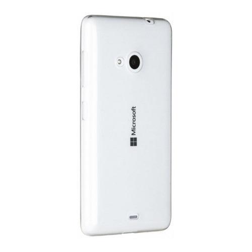 Накладка силиконовая IS Slender Microsoft Lumia 535 Clear