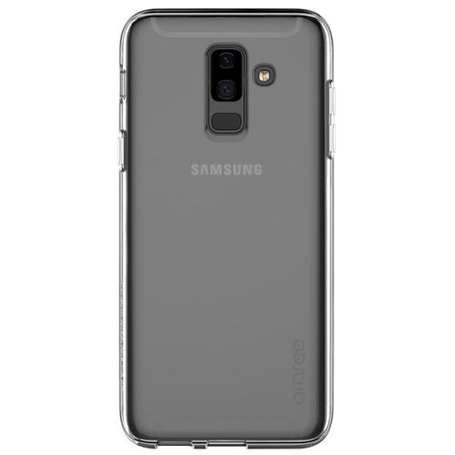 Накладка пластиковая Araree Samsung Galaxy A6+ (2018) Airfit Clear (GP-A605KDCPAIA)