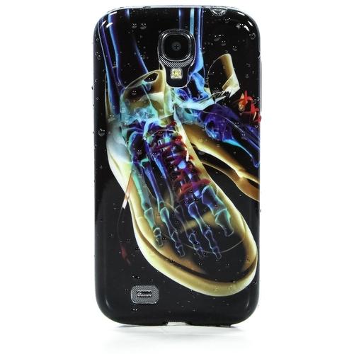 Накладка силиконовая Samsung I9500 Galaxy S4 Рентген (SDST)