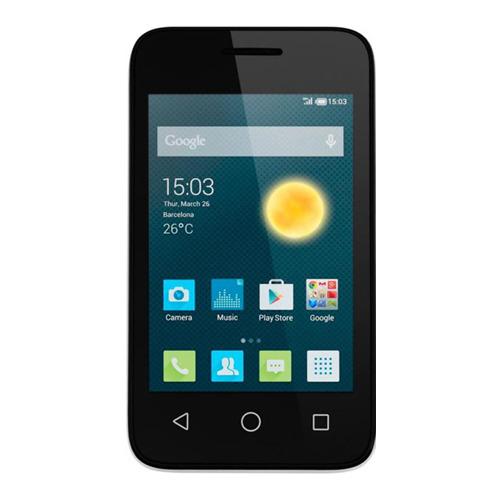 Смартфон Alcatel OT-4009D PIXI 3(3.5) White