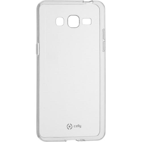 Накладка силиконовая Celly Gelskin Samsung Galaxy J2 Prime Clear