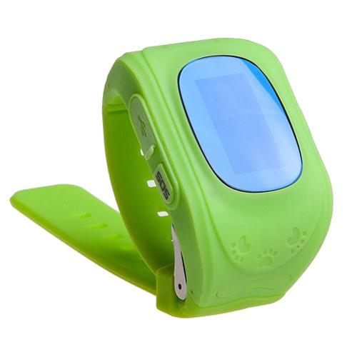Умные часы Prolike PLSW50 детские, Green