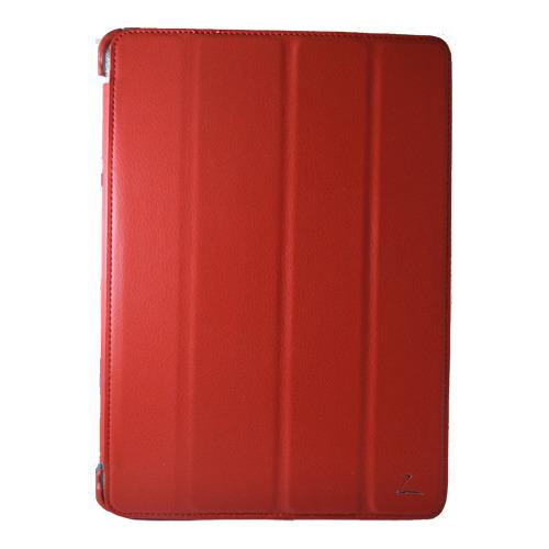 Чехол-флип LaZarr iPad Air iSmart Red