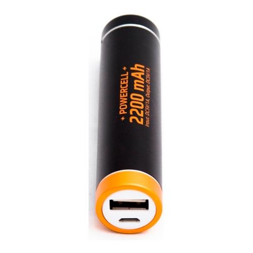 Внешний аккумулятор Qumo PowerAid PowerCell 2200 mAh (без кабеля) Black фото 3
