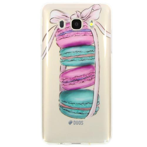 Накладка силиконовая Goodcase Samsung J5 (2016) Macarons