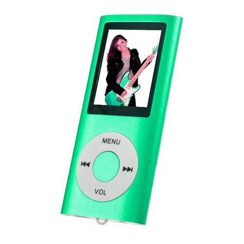 Плеер Mp3 Perfeo i-Sonic MP4 VI-M011 Green