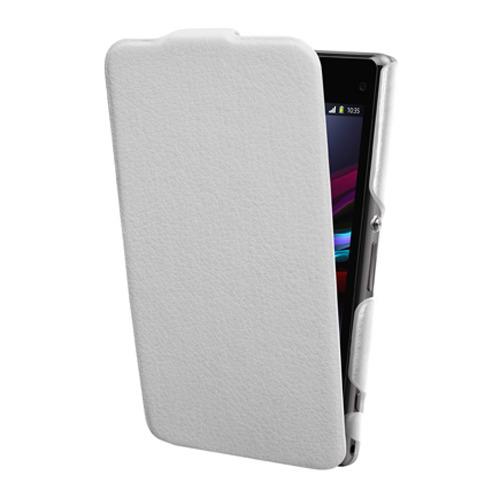 Чехол-книжка LaZarr Sony Xperia Z1 Compact Protective Case Slim White