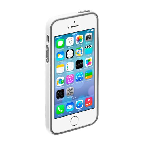 Бампер Deppa Candy для iPhone 5/5S/SE White