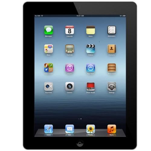 "Планшет Apple iPad 3 WI-FI+4G(+3G) 64Gb (Apple A5X/9.7""/64Gb)A1430 Black"