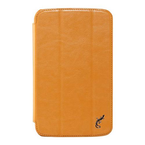 "Чехол-флип G-Case Slim Premium Samsung Galaxy Tab3 SM-T210/211 7"" Orange (GG-93)"