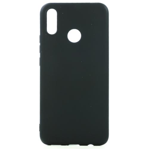 Накладка силиконовая Gresso Меридиан Huawei Nova 3i Black фото