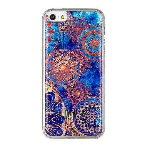 Накладка силиконовая IceTwice iPhone 4/4S Кружева №645