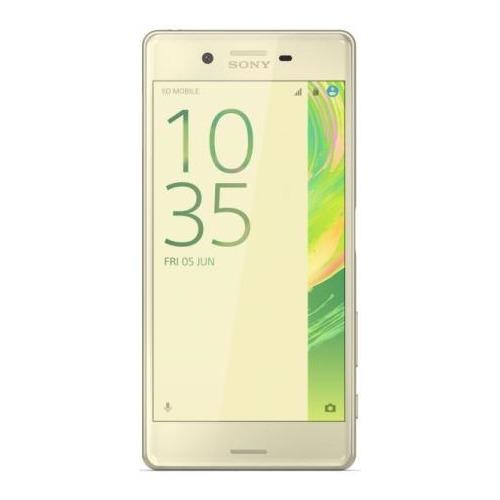 Телефон Sony F5122 Xperia X Dual Lime Gold фото