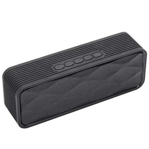 Колонка QUMO Bluetooth X6 BT0006 6W/2mA-h/USB/TF/AUX Black