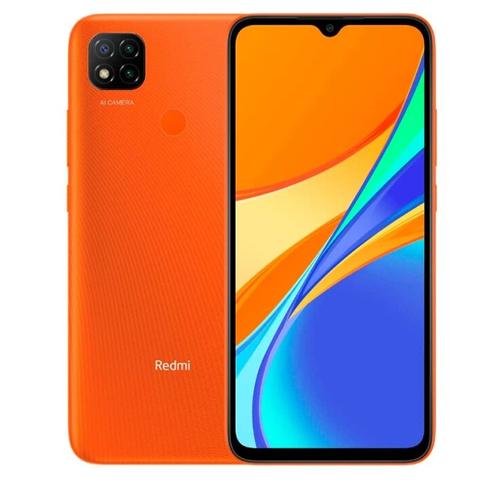 Телефон Xiaomi Redmi 9C 32Gb Ram 2Gb Sunrise Orange фото