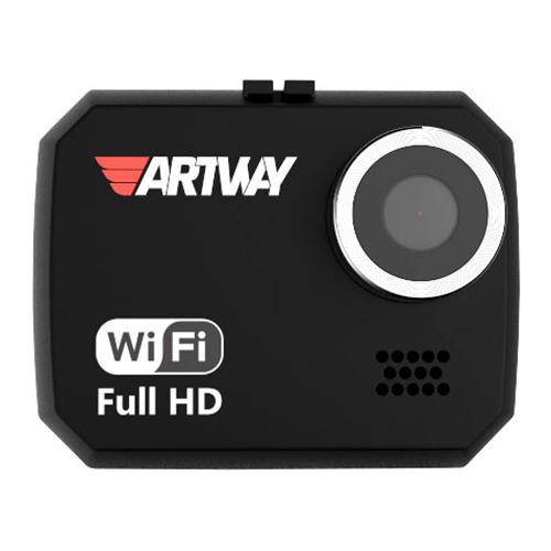 Видеорегистратор Artway AV-507 Full HD, Black
