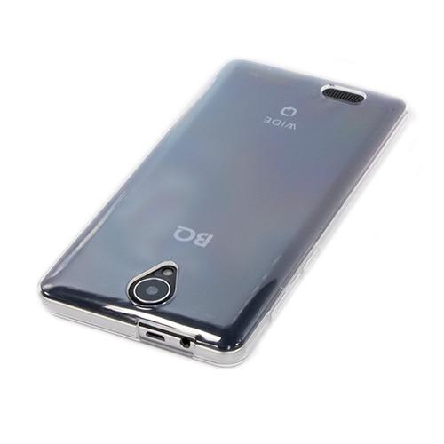 Накладка силиконовая iBox Crystal BQ BQS-5515 Wide Clear