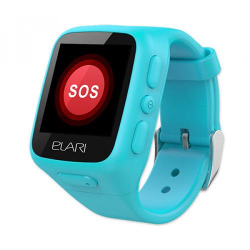 Умные часы Elari KidPhone, Blue