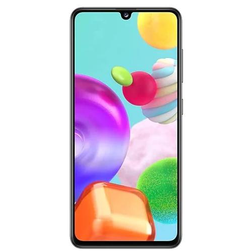Телефон Samsung A415F/DS Galaxy A41 64Gb Black фото