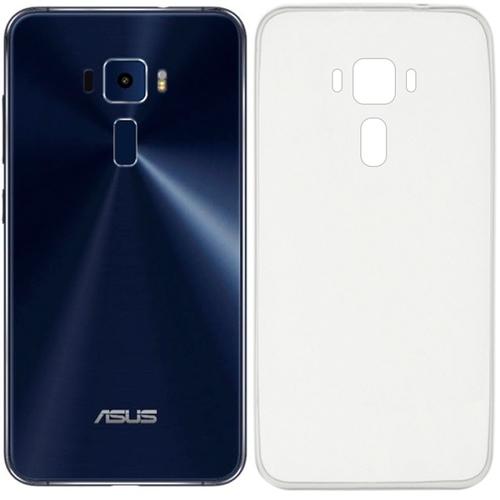Накладка силиконовая IS Slender Asus ZenFone 3 ZE520KL Clear