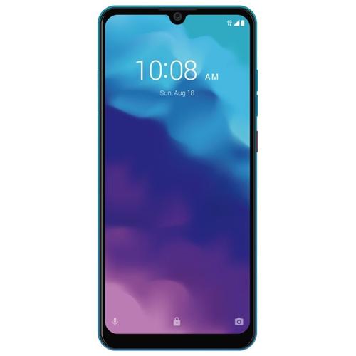 Телефон ZTE Blade A7 32Gb (2020)  Blue фото