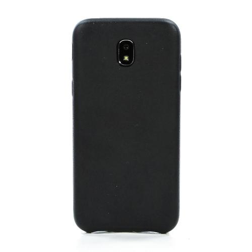 Накладка кожаная G-Case Slim Premium для Samsung Galaxy J5 (2017) Black