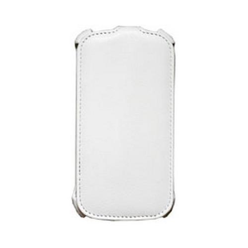 Чехол-флип Armor на Samsung S8600 White