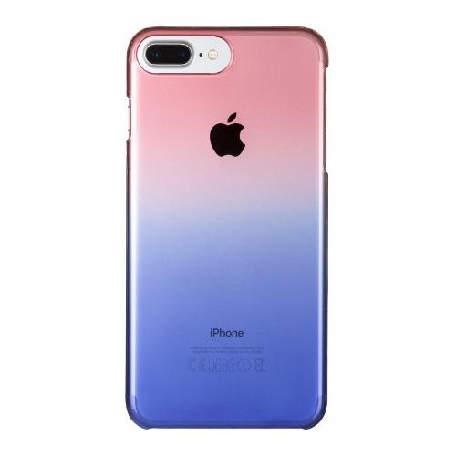 Накладка пластиковая Muvit iPhone 7 Plus Live Vegas Pink/Purple