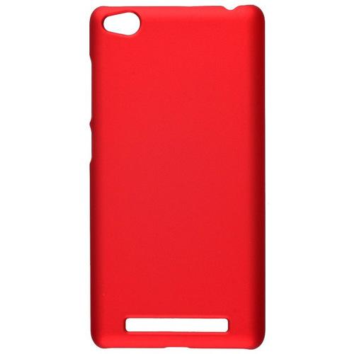 Накладка пластиковая skinBox Shield Xiaomi Redmi 3 Red