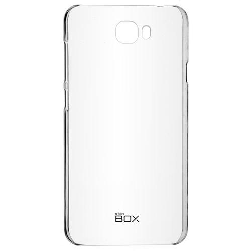 Накладка силиконовая skinBox Crystal Huawei Y5II/5A Clear