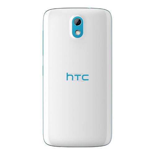 Телефон HTC Desire 526G Dual Sim Terra White/Glacier Blue фото 2