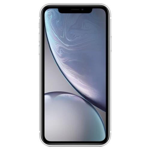 Смартфон Apple iPhone XR 64Gb White фото