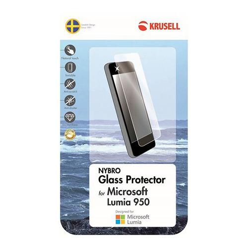 Защитное стекло для Microsoft Lumia 950, Krusell, 0.33мм